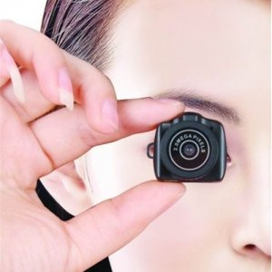 World's Smallest Mini Digital Camera with A Coin Size